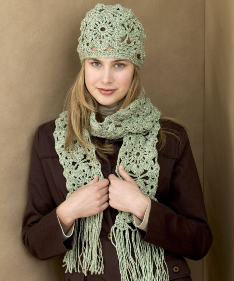 wr1597 10 Fascinating Ideas to Create Crochet Patterns on Your Own