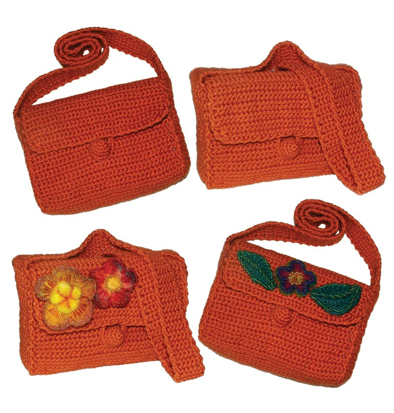 xbag-title 10 Fascinating Ideas to Create Crochet Patterns on Your Own