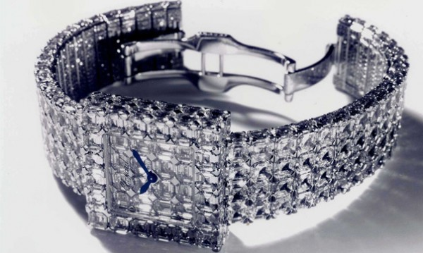 куб 65 Most Expensive Diamond Watches in the World