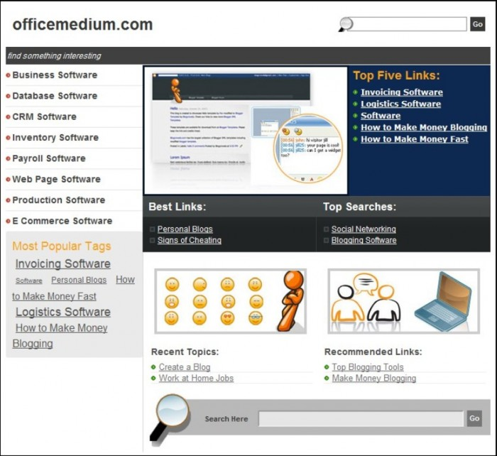 office-medium Top 10 Business Software Programs