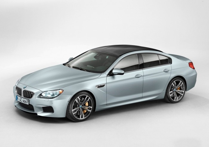 001-2014-bmw-m6-gran-coupe 2014 BMW Cars for More Luxury to Enjoy Driving on the Road