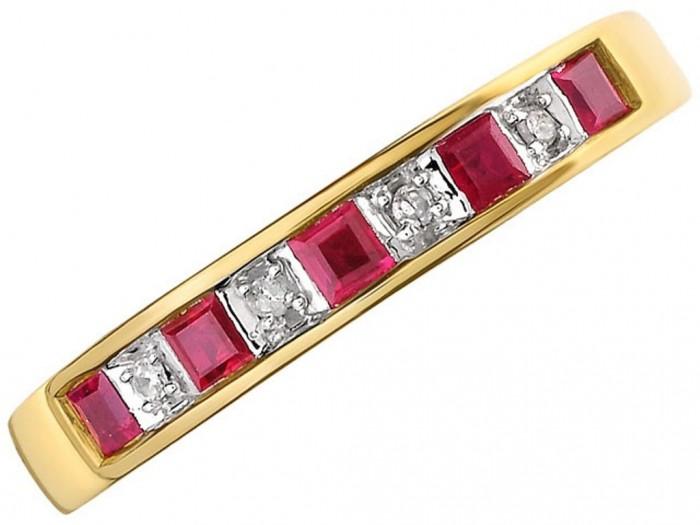 048843_L_2 55 Fascinating & Marvelous Ruby Eternity Rings