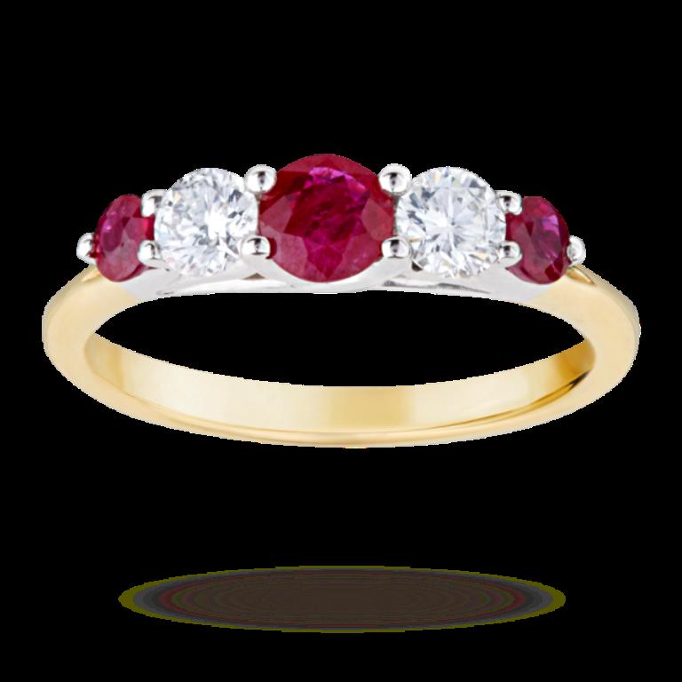 06130008_1_640 55 Fascinating & Marvelous Ruby Eternity Rings