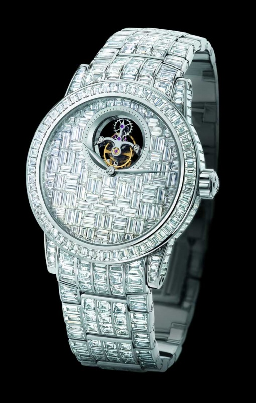 08news_blancpain_diamants1 65 Most Expensive Diamond Watches in the World