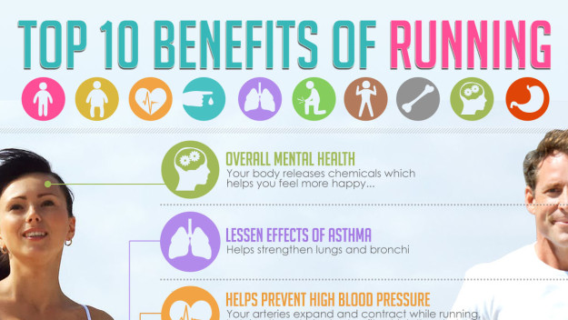 10-Benefits-of-Running-625x352 12 Reasons and Benefits Which Will Make You Start Running From Now On