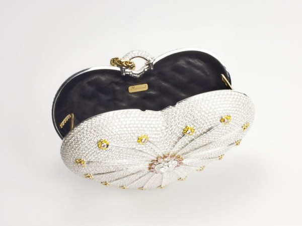 1001-Nights-Diamond-Purse 69 Most Expensive Diamond Purses in The World