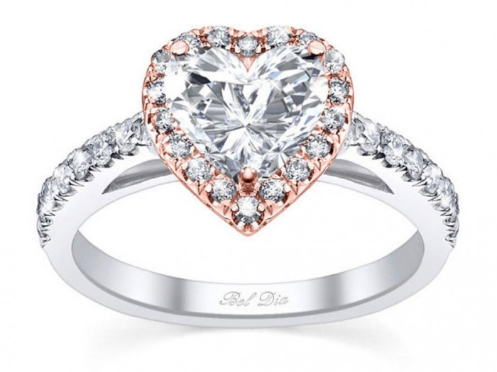 1003212889_640 Top 70 Dazzling & Breathtaking Rose Gold Engagement Rings