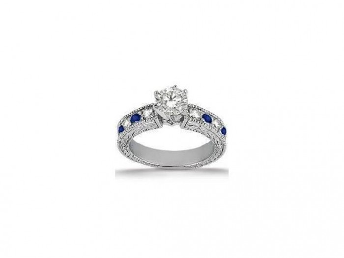1042575674_640 35 Fabulous Antique Palladium Engagement Rings