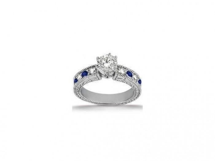 1042575674_640 35 Fabulous Antique Palladium Engagement Rings