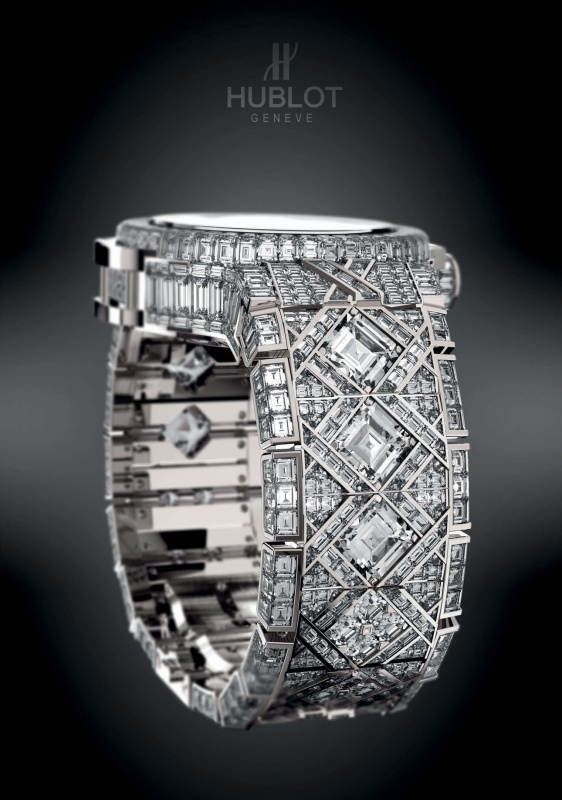 112779-3_most_expensive_watch_Hublot 65 Most Expensive Diamond Watches in the World
