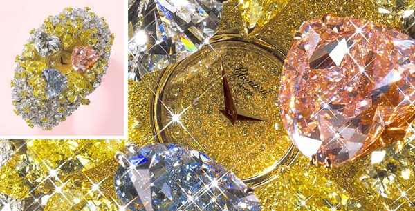 117 65 Most Expensive Diamond Watches in the World