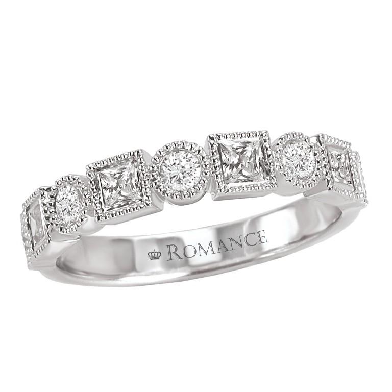 117226-w 60 Breathtaking & Marvelous Diamond Wedding bands for Him & Her