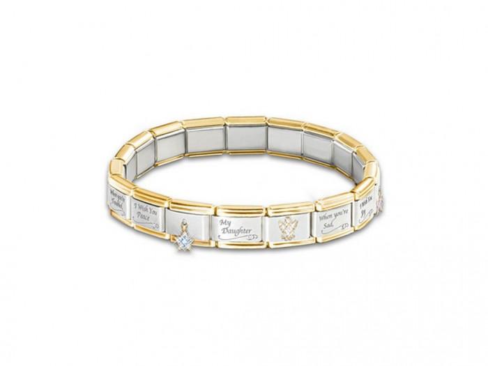 1193042432_640 25 Amazing & Catchy Italian Link Charm Bracelets