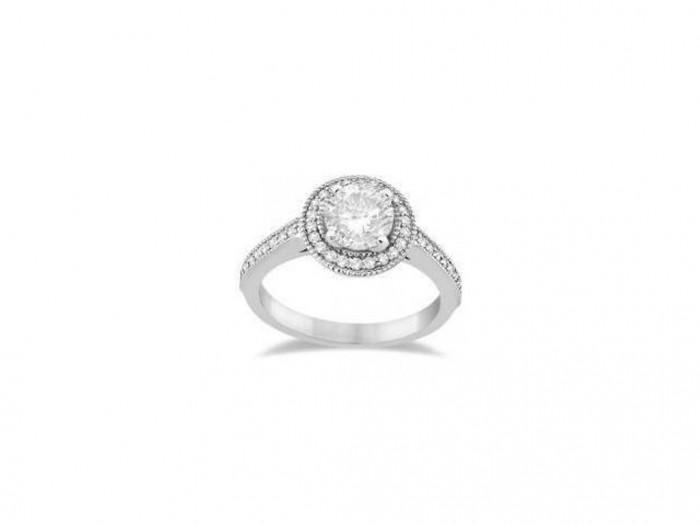 1203135238_640 35 Fabulous Antique Palladium Engagement Rings