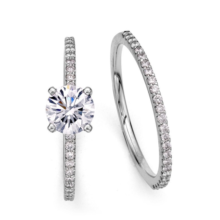 1304520583_Rings-Stitched 60 Breathtaking & Marvelous Diamond Wedding bands for Him & Her