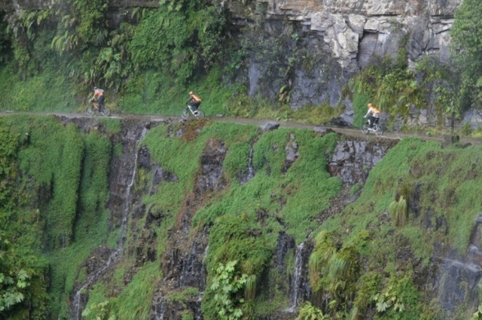 1326719175_Yungas-Road-Bolivia 55 Most Fascinating & Weird Roads Like These Before?