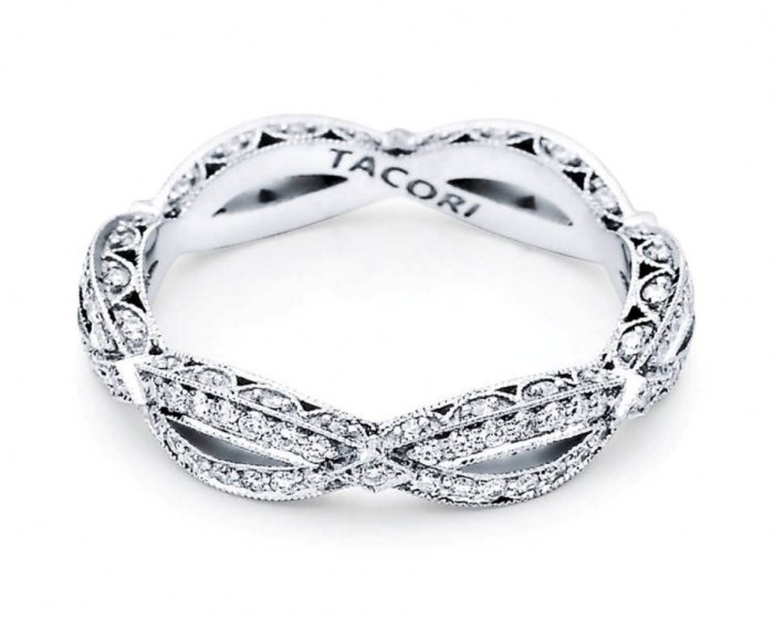 1351603919_HT2528B_multi.zoom_ 60 Breathtaking & Marvelous Diamond Wedding bands for Him & Her