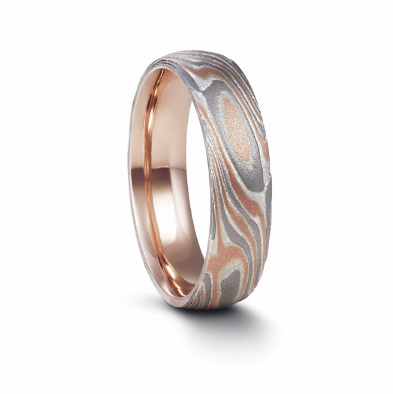 1370923198792_AP_1212-114_RT638x640-938x704 Top 60 Stunning & Marvelous Rose Gold Wedding Bands