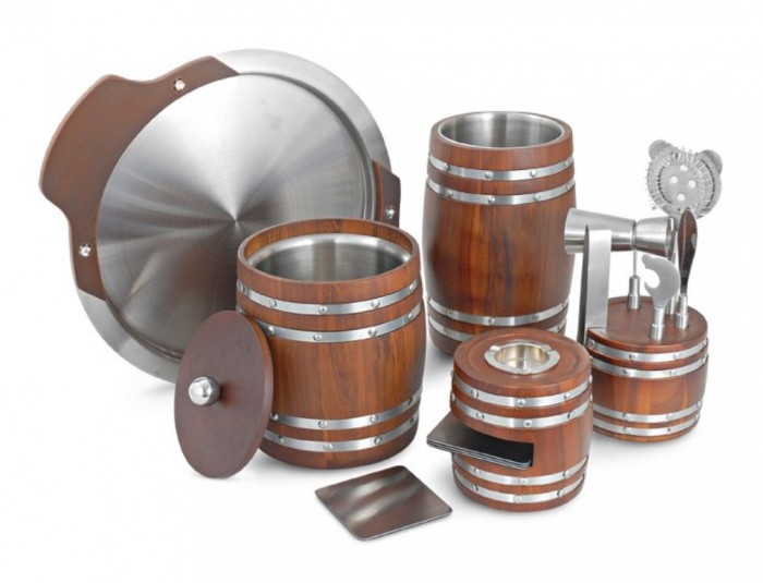 156_barrel_barware_range 35 Best Affordable & Catchy Bachelorette Party Gift Ideas