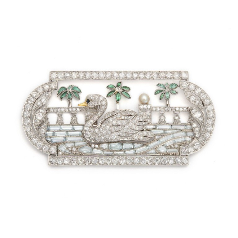 16815_4-1024x1024 35 Elegant & Wonderful Antique Diamond Brooches