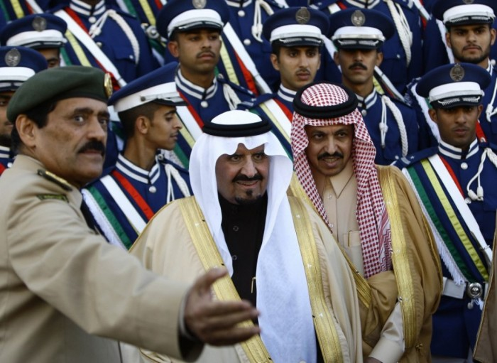 178290-saudi-arabia-crown-prince-sultan-poses-for-a-photo-with-graduated-air- Top 15 Highest Spending Governments on Their Military in the World