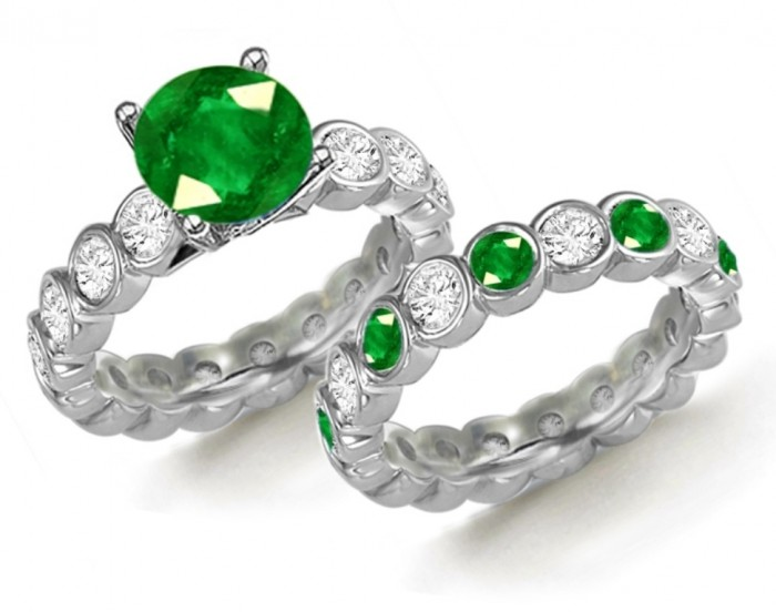 183-spring-2011-new-designer-collection-top-designers-engagement-wedding-jewelry-diamond-gemstone-jewelry-top-stlyes-designs-affordable-prices 60 Magnificent & Breathtaking Colored Stone Engagement Rings