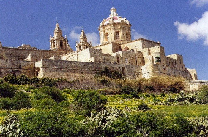 2.Mdina_ Top 10 Best Countries to Visit in Europe 2019