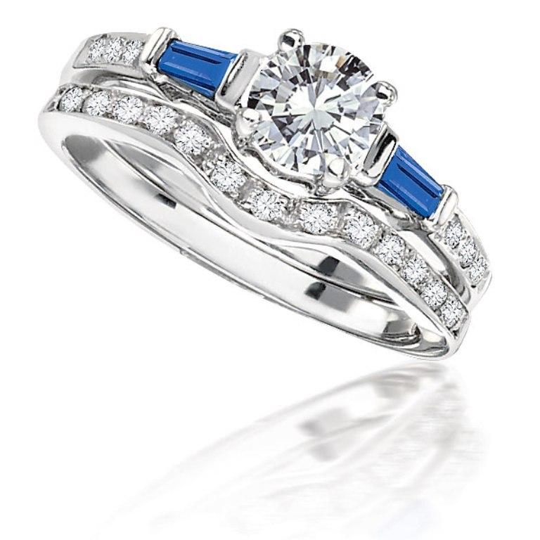 20110515142043-5693ce42 35 Dazzling & Catchy Bridal Wedding Ring Sets