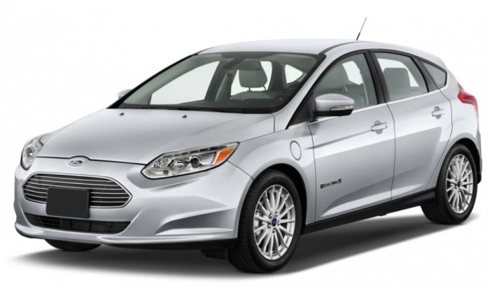 2012-ford-focus-electric 2014 Ford Focus Is Available in 7 Catchy & Fuel-Efficient Models at Competitive Prices