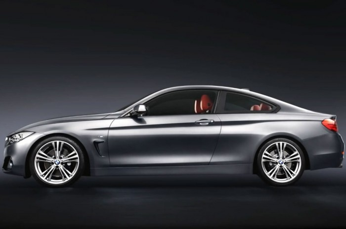 2014-BMW-4-Series-left-side 2014 BMW Cars for More Luxury to Enjoy Driving on the Road