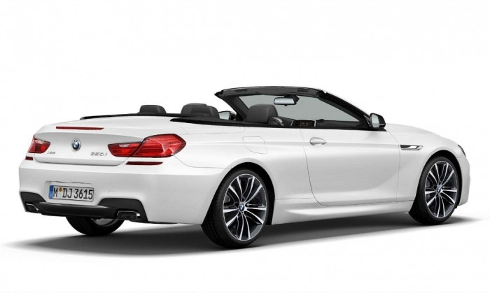 2014-BMW-6-Series-Convertible-Frozen-Brilliant-White-Edition-1 2014 BMW Cars for More Luxury to Enjoy Driving on the Road