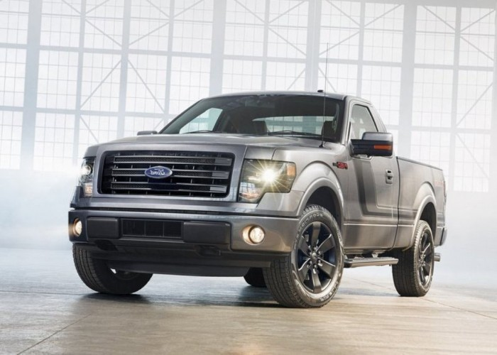 2014-Ford-F-150-Front-Angle Get Your Job Done Efficiently & Easily with 2014 Ford F-150