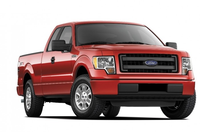 2014-Ford-F-150-STX-SuperCrew-front-three-quarters Get Your Job Done Efficiently & Easily with 2014 Ford F-150