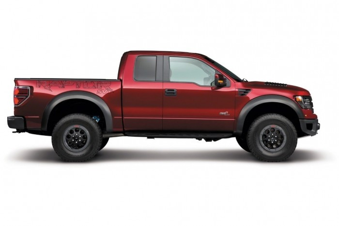 2014-Ford-F-150-SVT-Raptor-4 Get Your Job Done Efficiently & Easily with 2014 Ford F-150