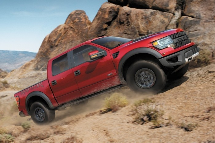 2014-Ford-F-150-SVT-Raptor-Special-Edition-climbing-hill Get Your Job Done Efficiently & Easily with 2014 Ford F-150