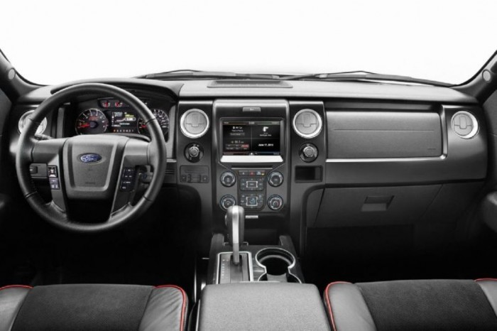 2014-Ford-F-150-Tremor-Interior-01 Get Your Job Done Efficiently & Easily with 2014 Ford F-150