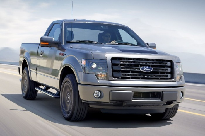2014-Ford-F-150-Tremor-front-right-view Get Your Job Done Efficiently & Easily with 2014 Ford F-150