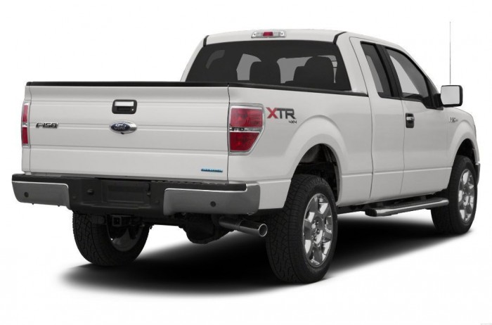 2014-Ford-F-150-XL-2 Get Your Job Done Efficiently & Easily with 2014 Ford F-150