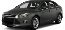 2014 Ford Focus Is Available in 7 Catchy & Fuel-Efficient Models at Competitive Prices