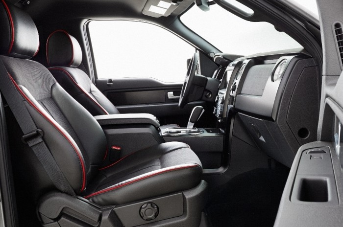 2014_Ford_F-150_Tremor_interior-02 Get Your Job Done Efficiently & Easily with 2014 Ford F-150