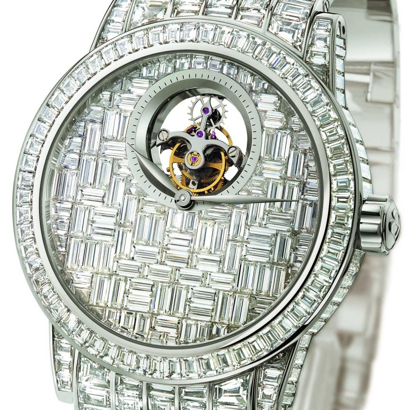 23484 65 Most Expensive Diamond Watches in the World