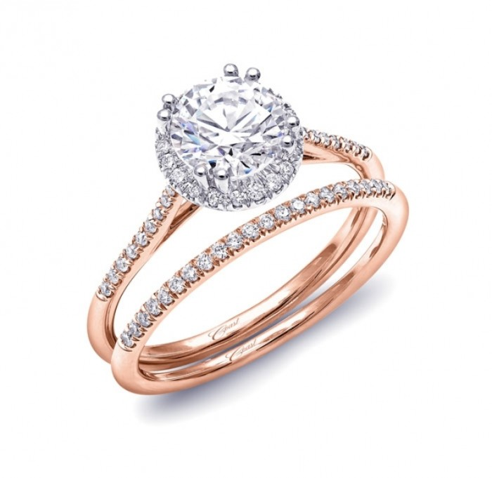 2485_0 Top 70 Dazzling & Breathtaking Rose Gold Engagement Rings