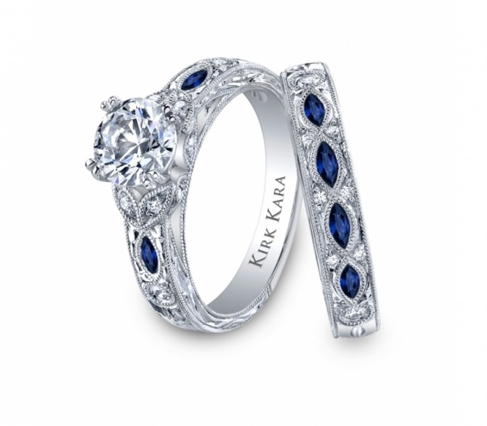 274 60 Magnificent & Breathtaking Colored Stone Engagement Rings
