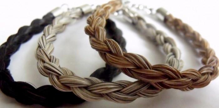 2e1vuw6 45 Elegant & Breathtaking Horse Hair Bracelets