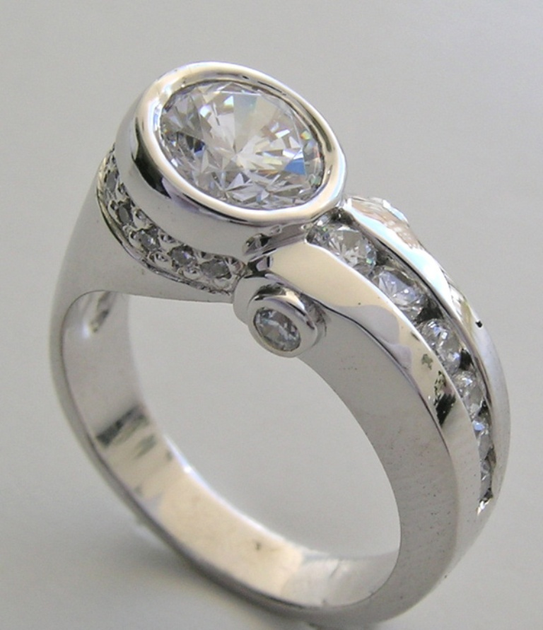 3b 40 Unique & Unusual Wedding Rings for Him & Her