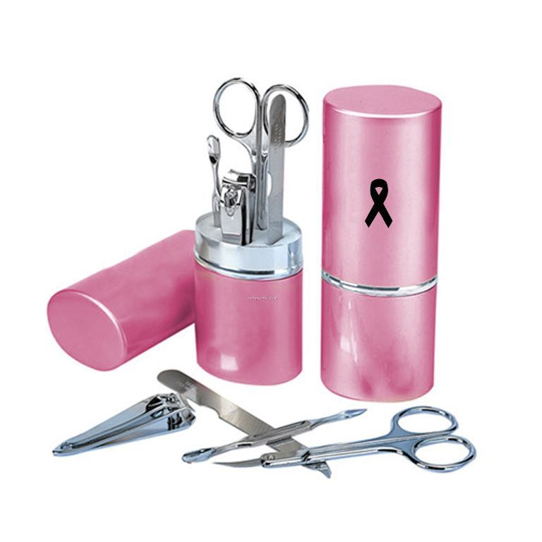 4-Piece-Manicure-Set-With-Metallic-Case_50935827 35 Best Affordable & Catchy Bachelorette Party Gift Ideas