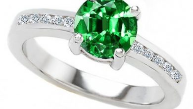 Photo of 30 Fascinating & Dazzling Green diamond rings