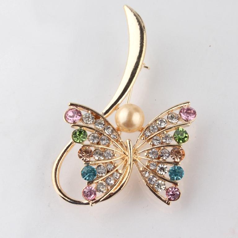 4475f219-b838-330d-27d1-b23cccc7f309 50 Wonderful & Fascinating Pearl Brooches