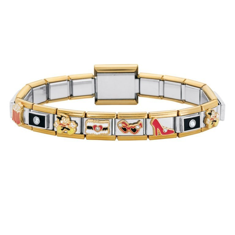 46ce3004-9f78-4a6c-9c88-4fa8c1f4d941 25 Amazing & Catchy Italian Link Charm Bracelets