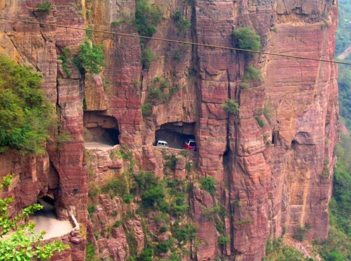 606768201 55 Most Fascinating & Weird Roads Like These Before?